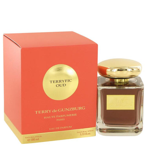 Terryfic Oud by Terry De Gunzburg Eau De Parfum Spray 3.3 oz