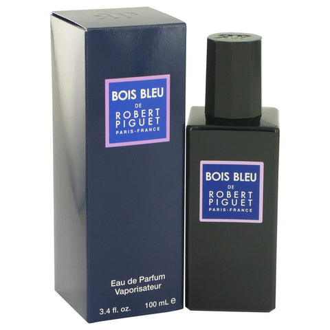 Bois Bleu by Robert Piguet Eau De Parfum Spray (Unisex) 3.4 oz