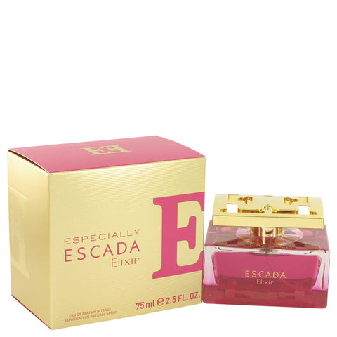 Especially Escada Elixir by Escada Eau De Parfum Intense Spray 2.5 oz for Women