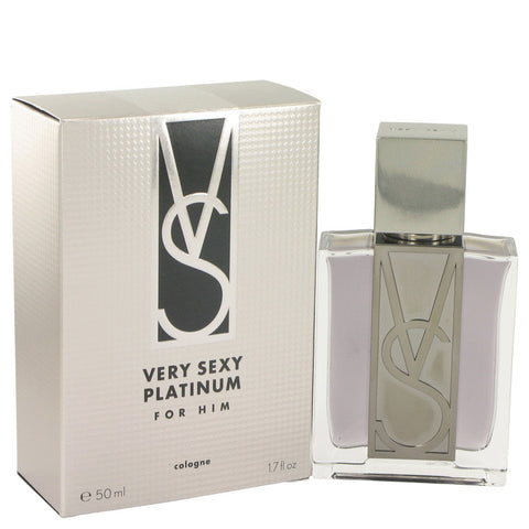 Very Sexy Platinum by Victoria's Secret Eau De Cologne Spray 1.7 oz