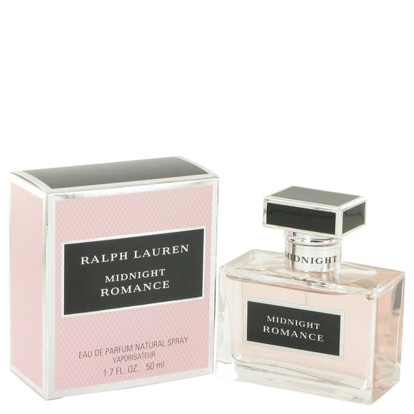Midnight Romance by Ralph Lauren Eau De Parfum Spray 1.7 oz