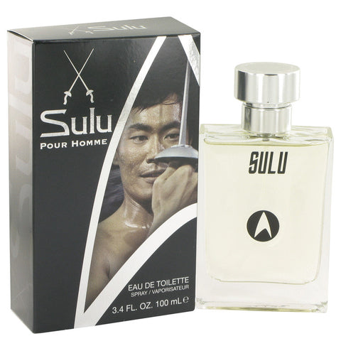 Star Trek Sulu by Star Trek Eau De Toilette Spray 3.4 oz