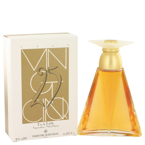 Aubusson 25 by Aubusson Eau De Toilette Spray 3.4 oz