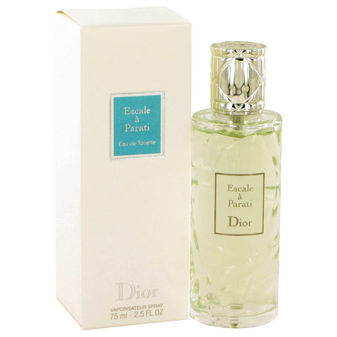 Escale A Parati by Christian Dior Eau De Toilette Spray 2.5 oz