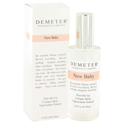 Demeter New Baby by Demeter Cologne Spray 4 oz for Women