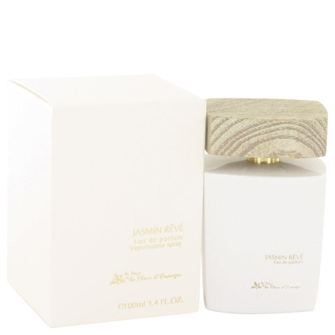 Jasmin Reve by Au Pays De La Fleur d'Oranger Eau De Parfum Spray 3.4 oz for Women