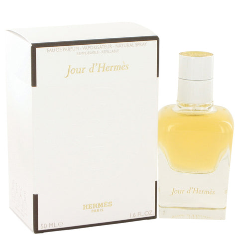 Jour D'Hermes by Hermes Eau De Parfum Spray Refillable 1.7 oz for Women