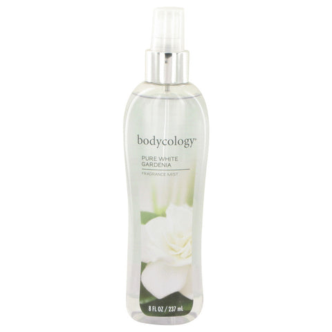 Bodycology Pure White Gardenia by Bodycology Fragrance Mist Spray 8 oz
