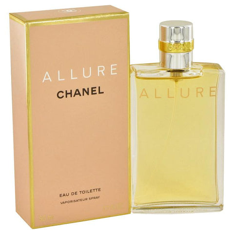 ALLURE by Chanel Eau De Toilette Spray 1.7 oz