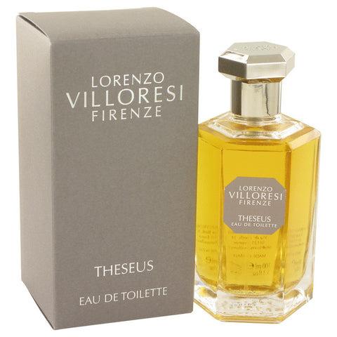 Theseus by Lorenzo Villoresi Eau De Toilette Spray 3.4 oz