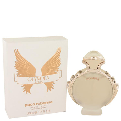 Olympea Aqua by Paco Rabanne Eau De Toilette Spray 1.7 oz for Women