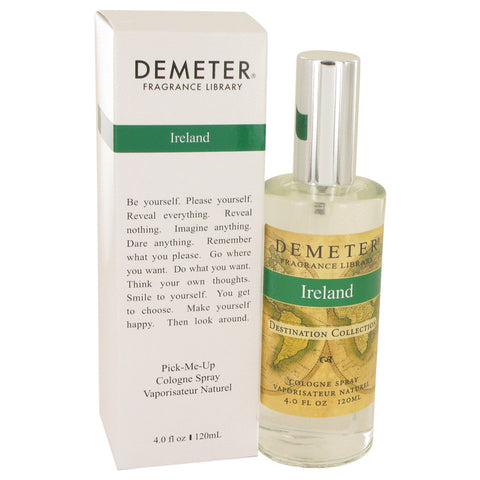 Demeter Ireland by Demeter Cologne Spray 4 oz for Women