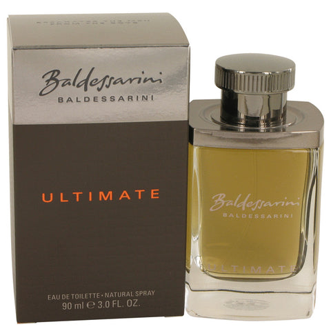 Baldessarini Ultimate by Hugo Boss Eau De Toilette Spray 3 oz for Men