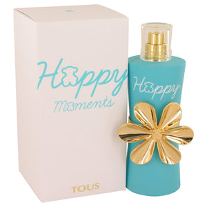 Tous Happy Moments by Tous Eau De Toilette Spray 3 oz