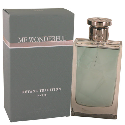 Me Wonderful by Reyane Tradition Eau De Parfum Spray 3.4 oz