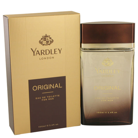 Yardley Original by Yardley London Eau De Toilette Spray 3.4 oz