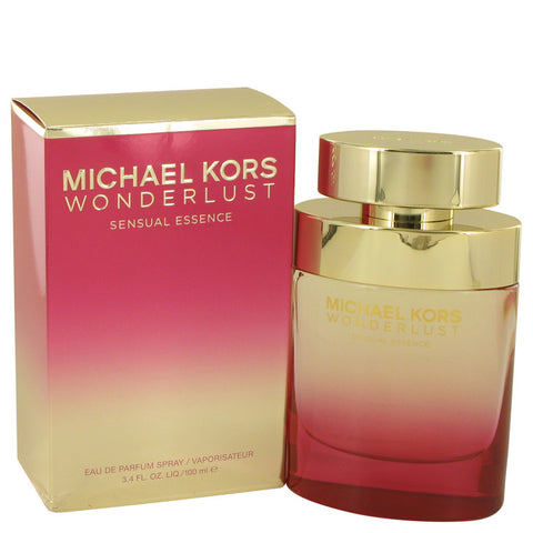 Wonderlust Sensual Essence by Michael Kors Eau DE Parfum Spray 3.4 oz