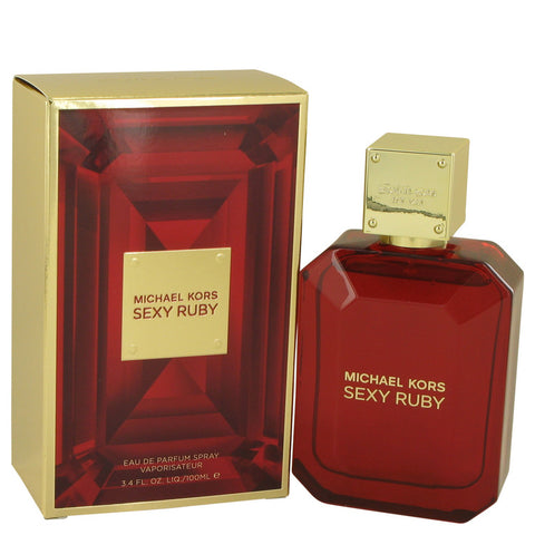 Michael Kors Sexy Ruby by Michael Kors Eau De Parfum Spray 3.4 oz