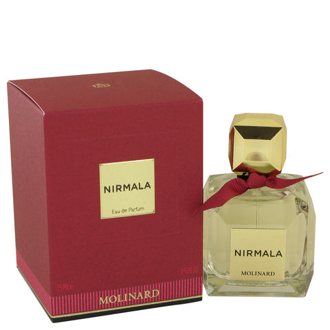 Nirmala by Molinard Eau de Parfum Spray (New Packaging) 2.5 oz