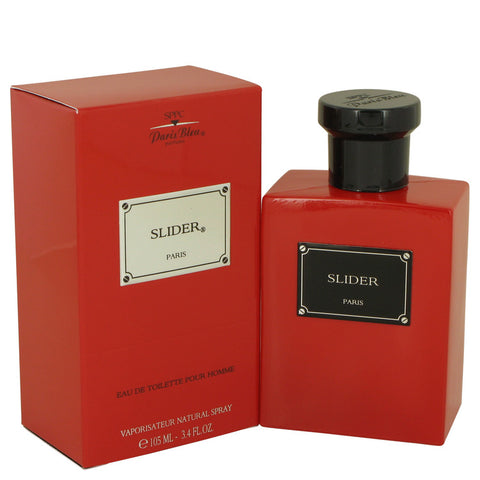 Slider Paris Bleu by Paris Bleu Eau De Toilette Spray 3.4 oz