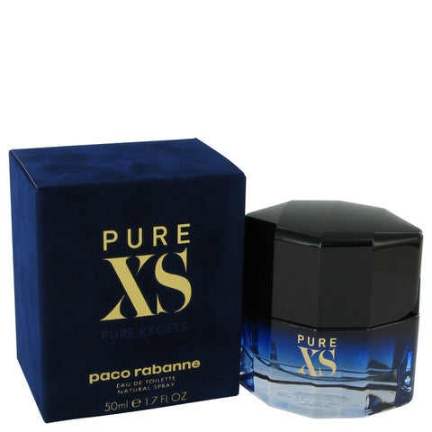 Pure XS by Paco Rabanne Eau De Toilette Spray 1.7 oz for Men