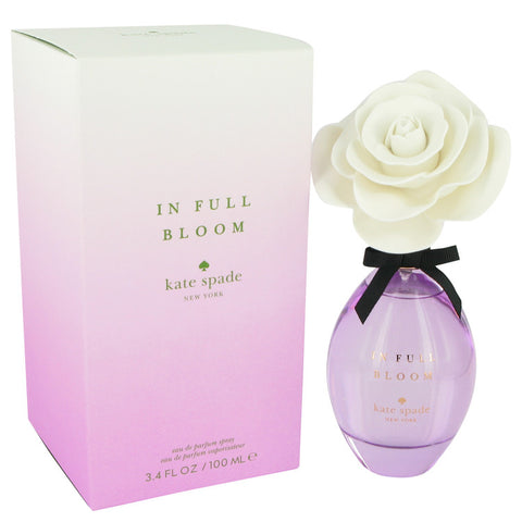 In Full Bloom by Kate Spade Eau De Parfum Spray 3.4 oz