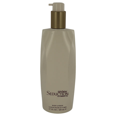 Spark Seduction by Liz Claiborne Body Lotion (unboxed) 6.7 oz for Women