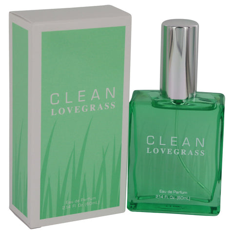 Clean Lovegrass by Clean Eau De Parfum Spray 2.14 oz for Women