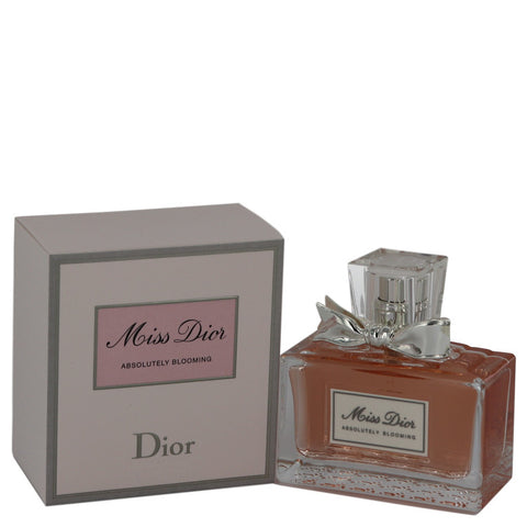 Miss Dior Absolutely Blooming by Christian Dior Eau De Parfum Spray 1.7 oz for Women