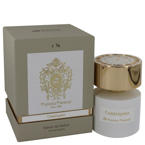 Tiziana Terenzi Cassiopea by Tiziana Terenzi Extrait De Parfum Spray (unisex) 3.38 oz for Women