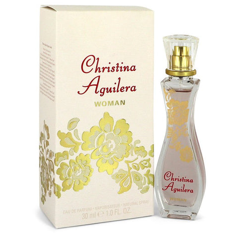 Christina Aguilera Woman by Christina Aguilera Eau De Parfum Spray 1 oz for Women