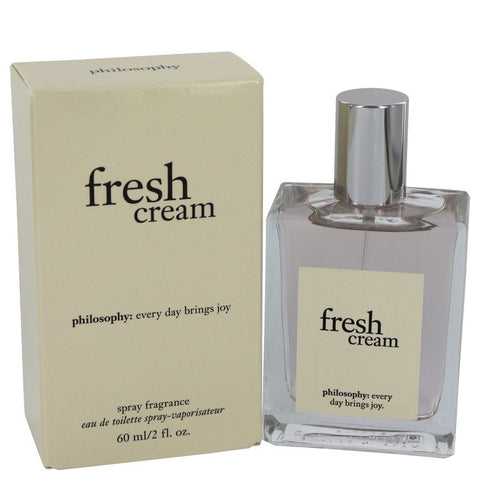 Fresh Cream by Philosophy Eau De Toilette Spray 2 oz