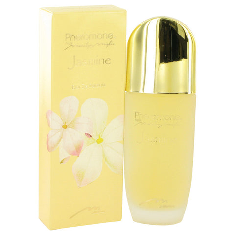 Pheromone Jasmine by Marilyn Miglin Eau De Parfum Spray 3.4 oz for Women