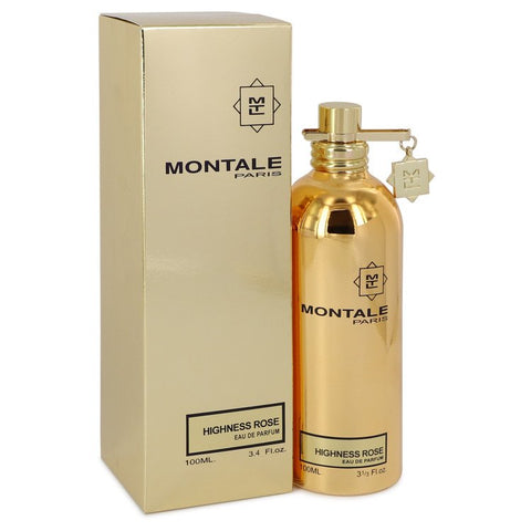 Montale Highness Rose by Montale Eau De Parfum Spray (unboxed) 3.4 oz for Women