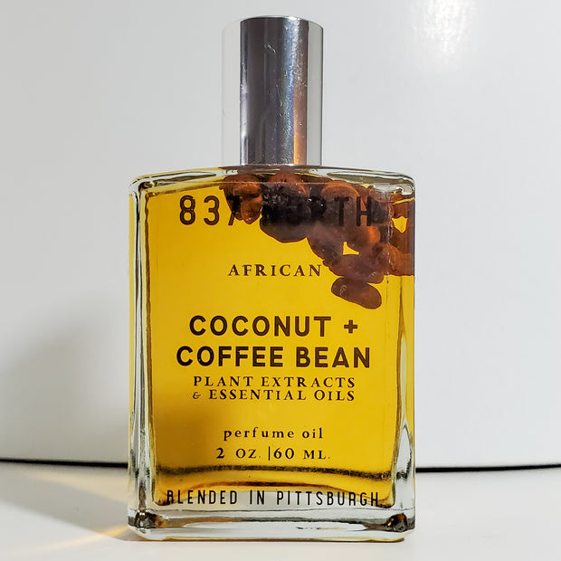 Coconut + Coffee Bean, 60 ml. Unisex Perfume
