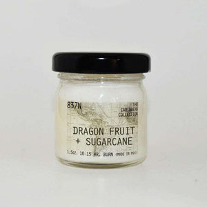 Dragon Fruit + Sugarcane, 1.5 oz. Soy Candle