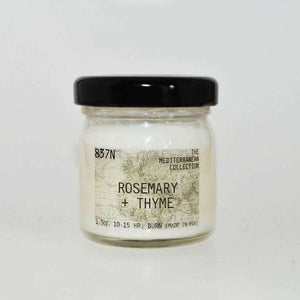 Rosemary + Thyme, 1.5 oz. Soy Candle