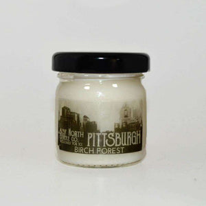 Birch Forest, 1.5 oz. Soy Candle