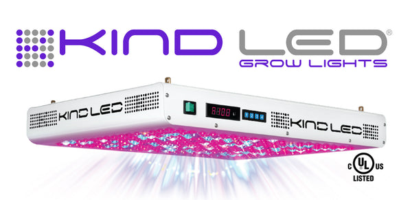 KIND LED Launches UL Certified Commercial Indoor Grow Lights