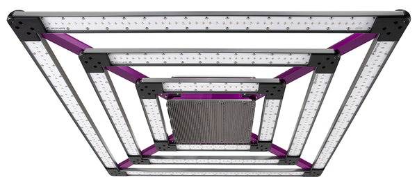 Introducing the X² - A Game-Changing Innovation in Commercial LED Grow Light Technology