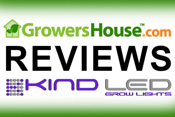 Kind Receives the Kindest Results in This Recent LED Grow Lights Review