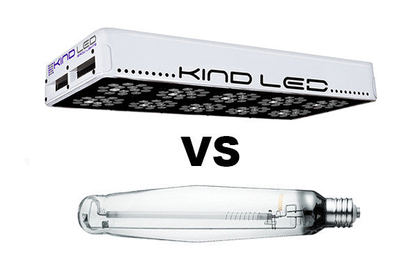 HPS vs LED Grow Lights