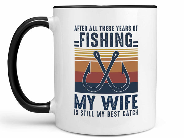 My Best Catch Coffee Mug