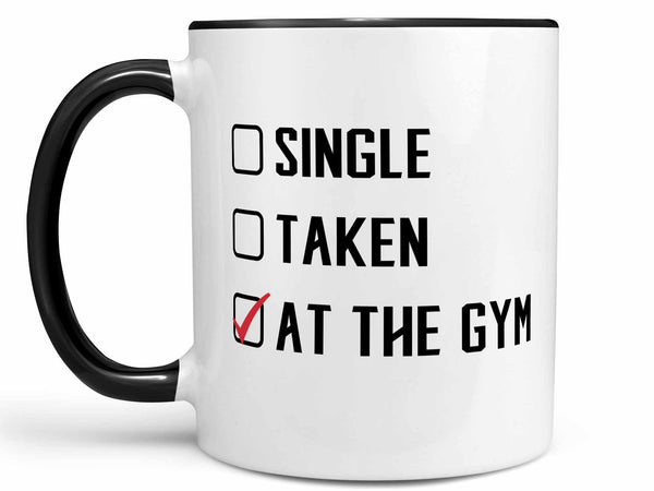 At the Gym Coffee Mug,Coffee Mugs Never Lie,Coffee Mug