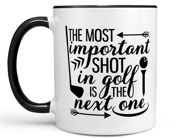 Next Shot Golf Coffee Mug,Coffee Mugs Never Lie,Coffee Mug