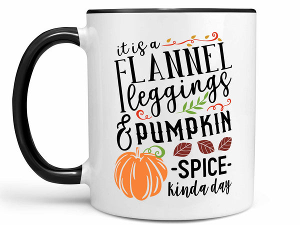 Flannel Legging Kinda Day Coffee Mug,Coffee Mugs Never Lie,Coffee Mug