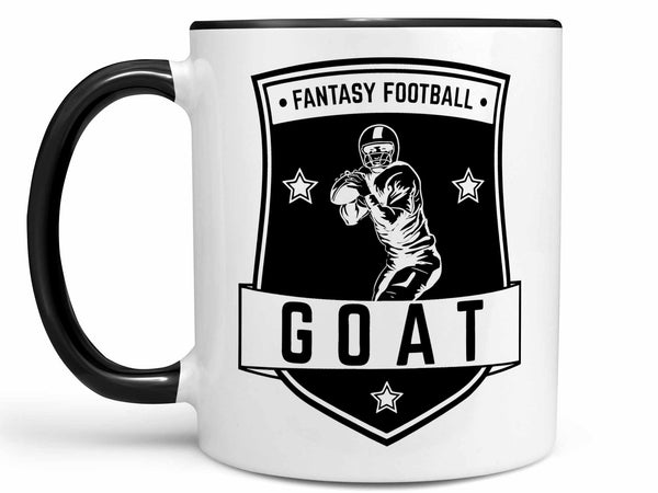 Fantasy Football GOAT Coffee Mug,Coffee Mugs Never Lie,Coffee Mug