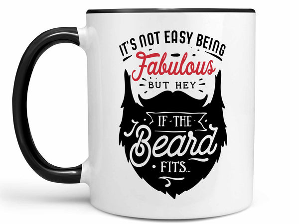 Fabulous Beard Coffee Mug,Coffee Mugs Never Lie,Coffee Mug