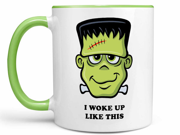 Frankenstein Coffee Mug,Coffee Mugs Never Lie,Coffee Mug