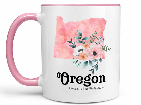 Oregon Home Coffee Mug,Coffee Mugs Never Lie,Coffee Mug